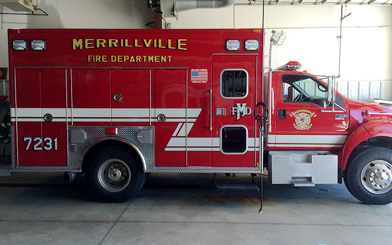 Merrillville Fire Department Nwi Print Pro