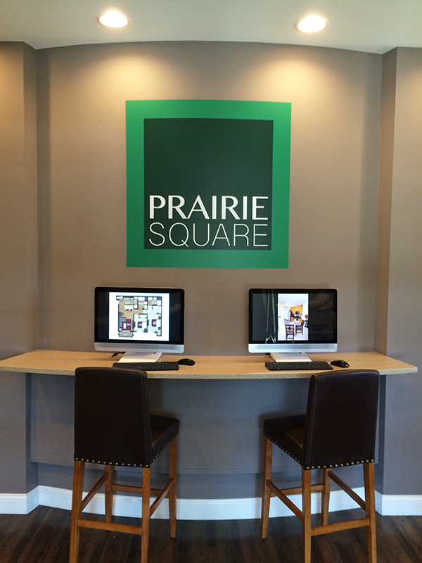 Interior Decor Prairie Square Nwi Print Pro Printing