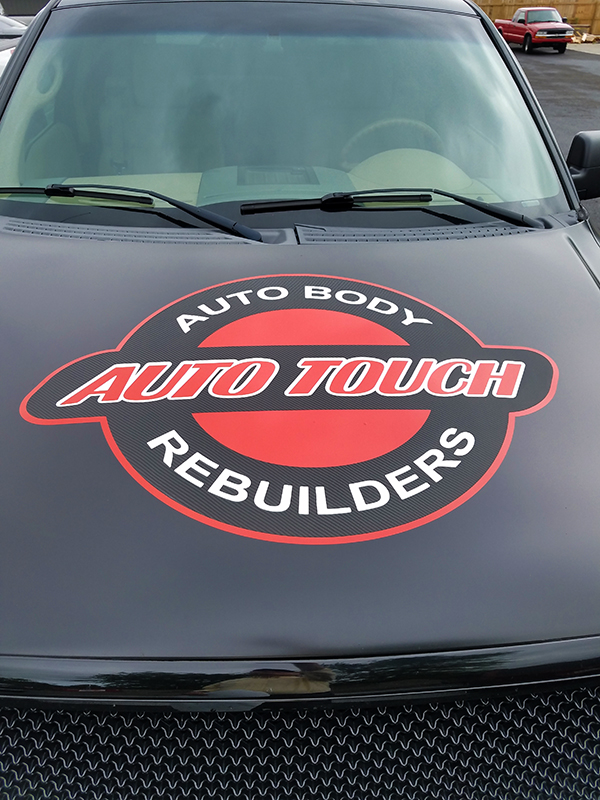 Vehicle Graphics Auto Touch Nwi Print Pro Printing